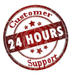 We Offer 24/7 Customer Support